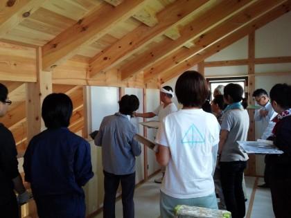 【工事現場】富田の家