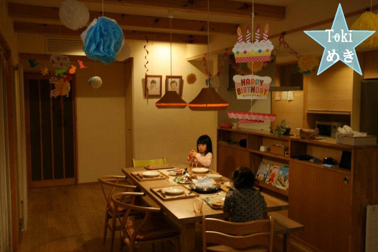 Tokiめき:No16誕生日