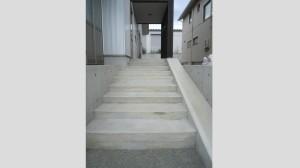 外部階段・スロープHP